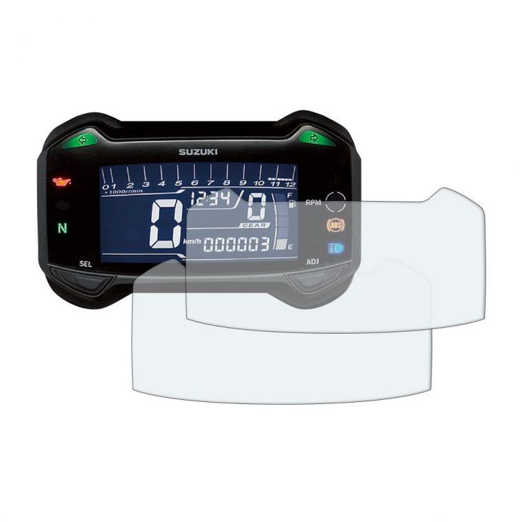 Suzuki GSX250R dashboard screen protector