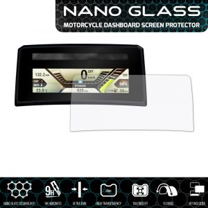 BMW C Evolution (Plus) NANO GLASS Dashboard Screen Protector
