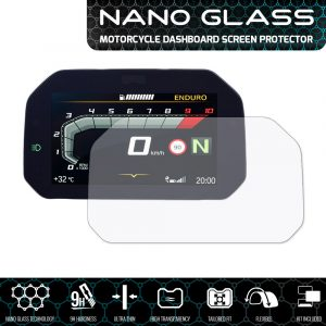 BMW Connectivity Nano Glass