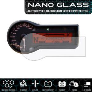BMW R1200R/RS 2015+ NANO GLASS Dashboard Screen Protector