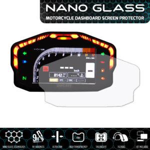Ducati Panigale 899 / 959 / 1199 / 1299 NANO GLASS Dashboard Screen Protector
