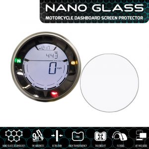 Ducati Scrambler 2015+ NANO GLASS Dashboard Screen Protector