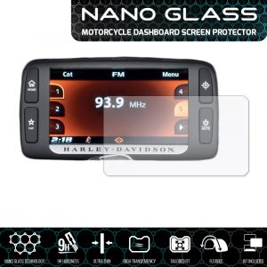 Harley Davidson Boom! Box 6.5GT NANO GLASS Dashboard Screen Protector