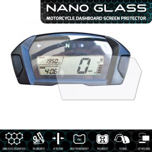 Honda NC700 / NC750 (2014-16) / CTX700 / CRF250L NANO GLASS Screen Protector