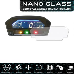 Honda NC750 / Integra 750 2016+ NANO GLASS Dashboard Screen Protector