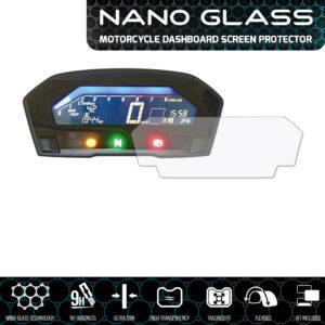 Honda NC750 / Integra 750 2016+ NANO GLASS Dashboard Screen Protector