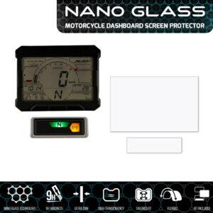 Honda X-ADV 2017+ NANO GLASS Dashboard Screen Protector