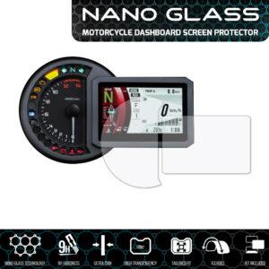 Kawasaki H2 SX SE(+) 2018+ / Versys 1000 SE 2019+ NANO GLASS Dashboard Screen Protector