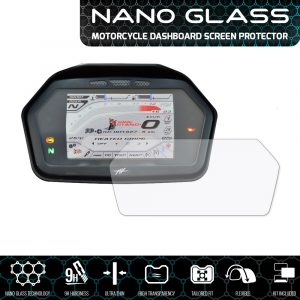 MV Agusta Turismo Veloce NANO GLASS Dashboard Screen Protector