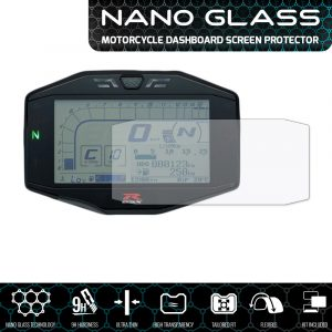 Suzuki GSXR1000(R) (2017+) / katana (2019+) NANO GLASS Screen Protector