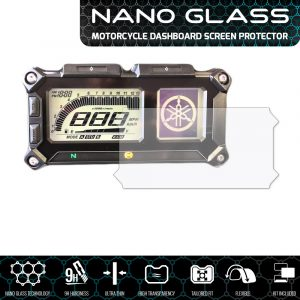 YAMAHA MT-09 FJ-09 Tracer / XT1200Z Super Tenere NANO GLASS Screen Protector