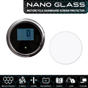 YAMAHA XV950 / SCR950 NANO GLASS Dashboard Screen Protector