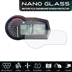 BMW F750 / F850 NANO GLASS Dashboard Screen Protector
