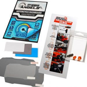Screen Protector + Throttle Spacer Kit Bundle Kit