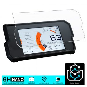 KTM Duke 125 390 790 adventure dashboard screen protector