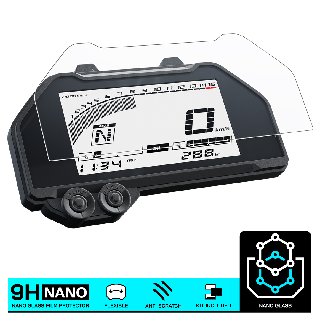 Yamaha R3 MT-03 Dashboard Screen Protector