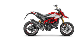 Hypermotard 796 / 821 / 939 / 1100 (Evo/SP)