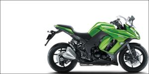 Z1000SX 2011-2016