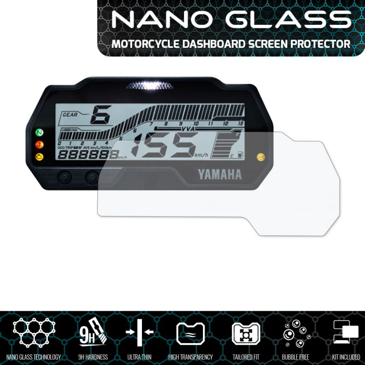 Yamaha R125 Dashboard Screen Protector