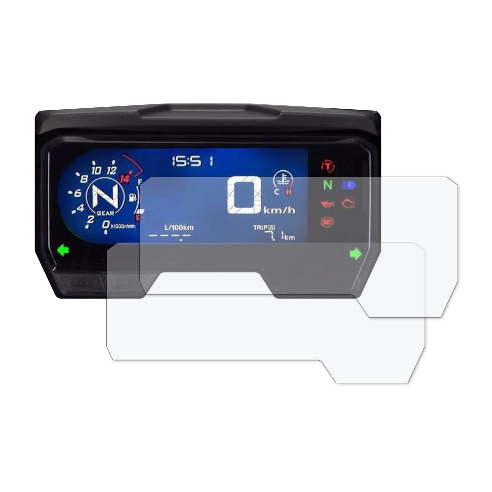Speedo Angels SAKT122UC Dashboard Screen Protector for Husqvarna 701 Supermoto 2 x Ultra Clear 2019+