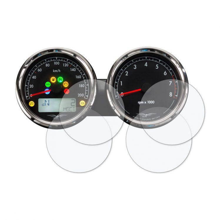 Moto Guzzi V7 III Dashboard Screen Protector