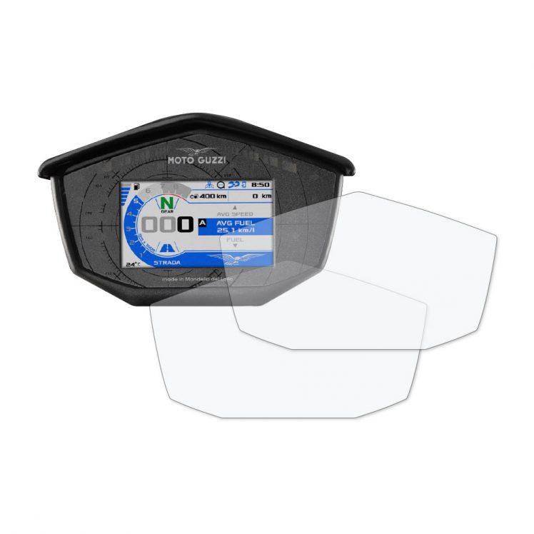Moto Guzzi V85 TT Dashboard Screen Protector