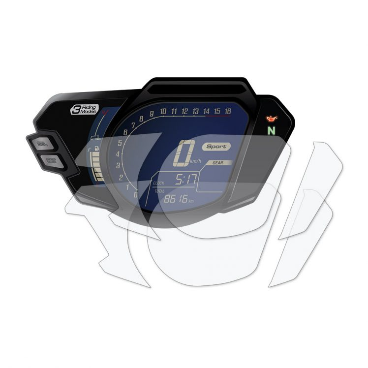 Honda CBR250RR dashboard screen protector