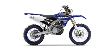 Yamaha WRF450 Screen Protector