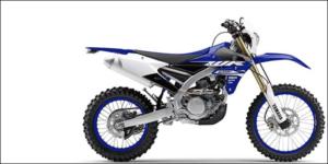 Yamaha WRF450 Screen Protector