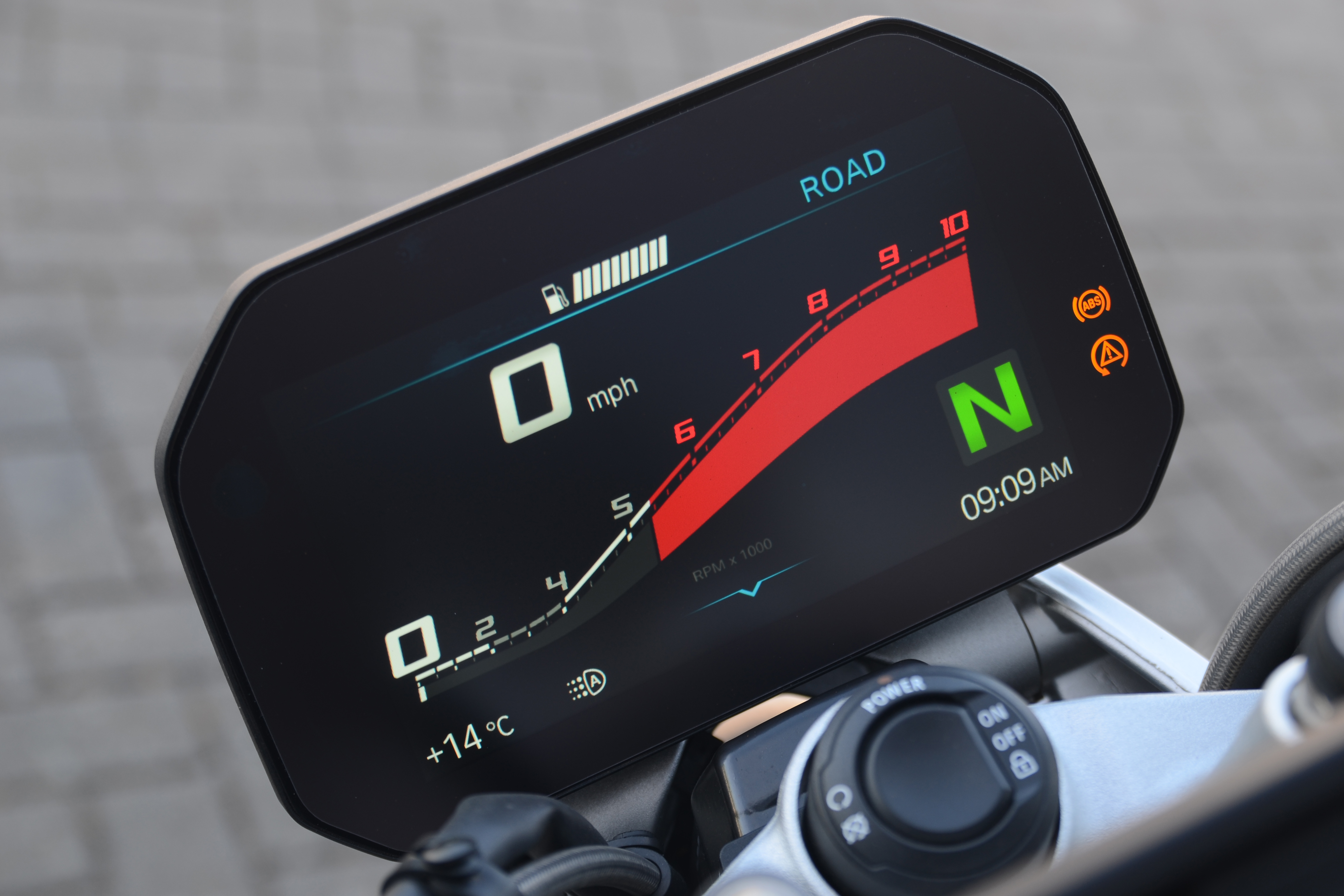 Speedo Angels Sabm111 Connectivity Dashboard Screen Protector for BMW R 1250 GS 2018+ 1 x Ultra Clear /& 1 x Anti Glare