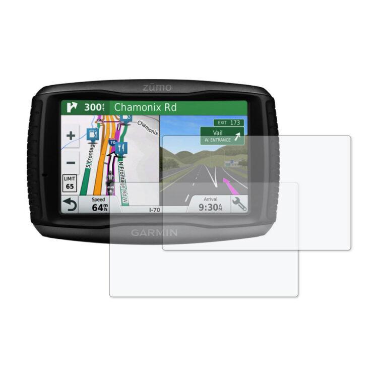 Garmin Zumo 595 screen protector