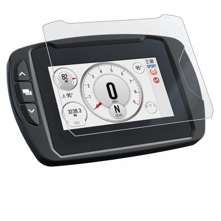 Indian FTR 1200 S Dashboard Screen Protector