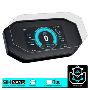 Zero SR/F Dashboard Screen Protector