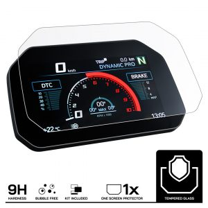 BMW Connectivity Dashboard Screen Protector