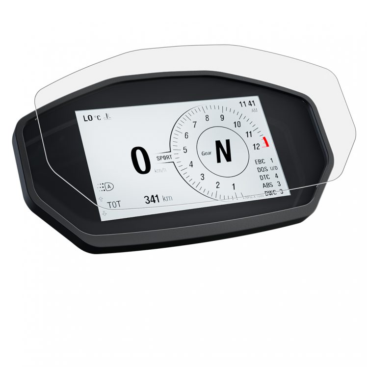 Ducati Monster Supersport Hypermotard Panigale V2 Dashboard Screen Protector