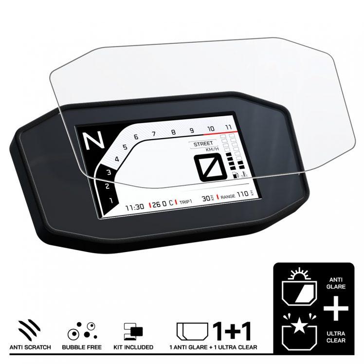 KTM Duke Dashboard Screen Protector
