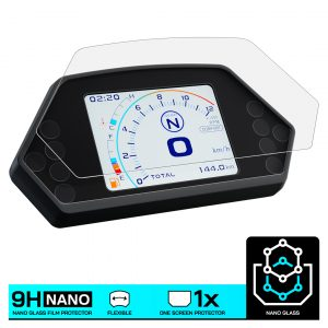 Benelli 502C dashboard screen protector
