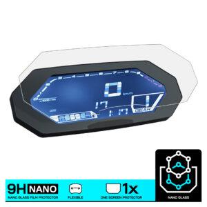 Yamaha Tracer 700 dashboard screen protector