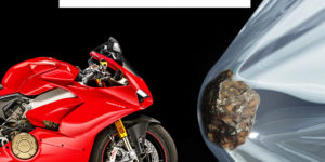 BLOQ Fuel Tank Paint Protection - APRILIA